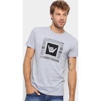 a6de076951 Camiseta Hang Loose Silk Logostripe Masculina - Masculino