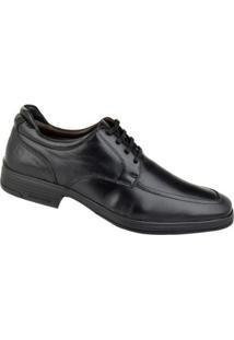 Sapato Social Pipper Masculino - Masculino-Preto