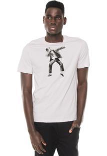 Camiseta Cavalera Dabjasckson Off-White