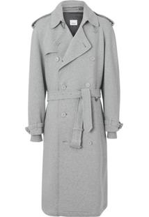 Burberry Trench Coat The Westminster - Cinza