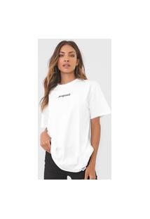 Camiseta Desigual Sonar Branca