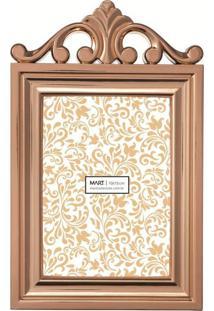 Porta Retrato Mart Woodsen 5015 10X15 Cobre