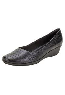 Sapato Feminino Anabela Piccadilly - 143133