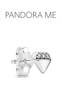 Brinco Único Meu Brilhante Diamante - Pandora Me