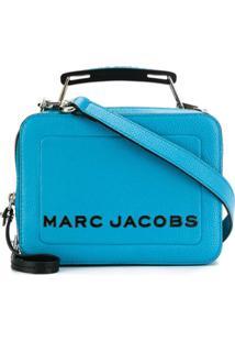 Marc Jacobs Bolsa 'The Box 20' - Azul