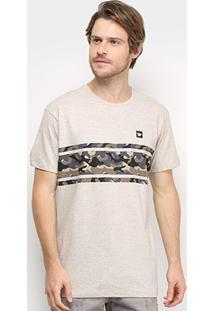 Camiseta Hang Loose Army Masculina - Masculino