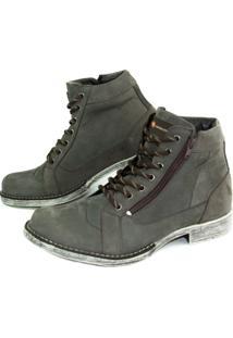 Bota Casual Ln Boots Nobuck 12Cz - Masculino