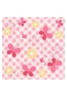 Papel De Parede Pink Baby