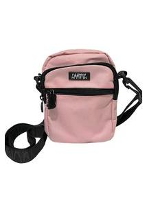 Mini Bolsa Lateral Chronic Shoulder Bag Rosa Lisa