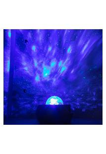 Luminária Com Projeção Estelar Atmosphere