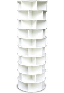 Sapateira Giratória Multidecor 2,05M Branca