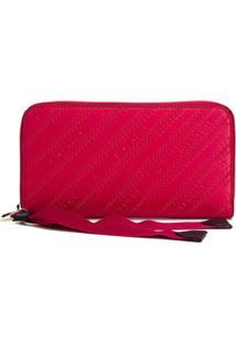 Givenchy Carteira Com Zíper - Rosa