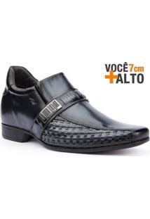 Sapato Social Rafarillo Alth Você 7Cm + Alto 212435