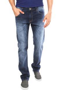 Calça Jeans Coca-Cola Jeans Azul