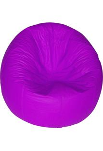 Puff Redondo Pop - Stay Puff - Roxo