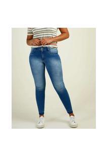 Calça Jeans Feminina Skinny Stretch Biotipo