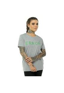 Camiseta Bossa Brasil Error Mescla