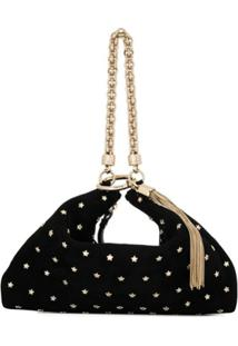 Jimmy Choo Clutch Callie - Preto