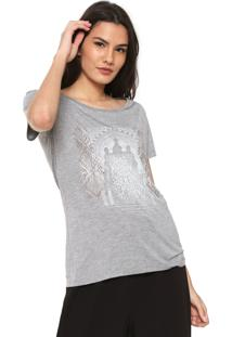 Camiseta Lez A Lez Morocco Cinza