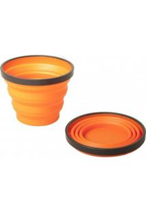 Caneca Para Camping 480Ml Sea To Summit X-Mug - Unissex