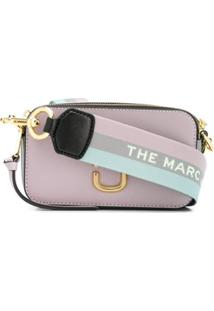 Marc Jacobs Bolsa The Snapshot - Roxo
