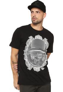 Camiseta Mcd Wireframe Preta