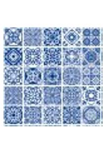 Papel De Parede Adesivo - Azulejo Português - 310Ppz