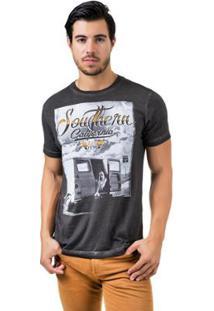Camiseta Aes 1975 California Masculina - Masculino