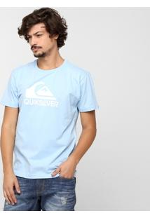 Camiseta Slim Quiksilver Especial Everyday Three - Masculino