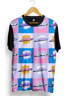 Camiseta Bsc Lowrider Og Full Print - Masculino