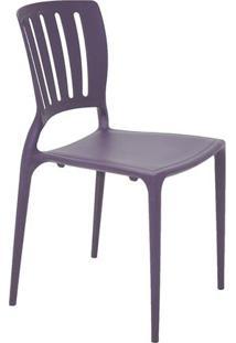 Cadeira Sofia- Lilã¡S- 82,5X44,5X53Cm- Tramontinatramontina