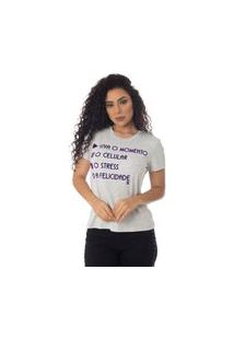 T-Shirts Daniela Cristina Gola U 10 10248 12830 Branco