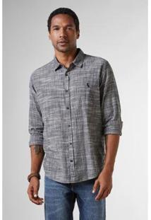Camisa Reserva Regular Hame - Masculino