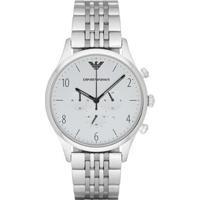 9f925d956e2 Relógio Emporio Armani Masculino - Ar1879 1Kn Ar1879 1Kn - Masculino-Prata
