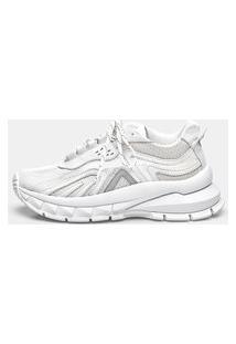 Sneaker Smidt S3 - Branco Branco