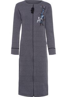 Robe Feminino Nanquim - Cinza