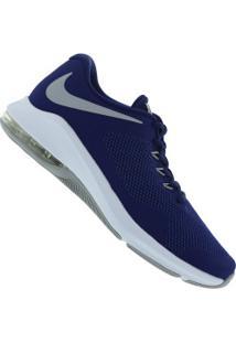 Tênis Nike Air Max Alpha Trainer - Masculino - Azul Esc/Cinza Cla