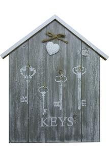 Porta Chaves Keys Em Madeira Kasa Ideia