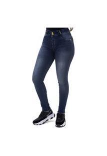 Calça Jeans Básica Feminina Suez