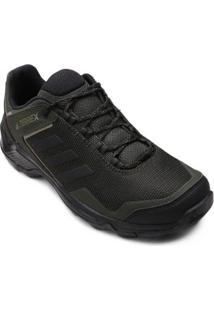4d3754e1e ... Tênis Adidas Terrex Entry Hiker Masculino - Masculino-Verde Militar