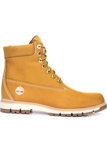 Bota Masculina Radford Canvas Boot Wheat - Marrom
