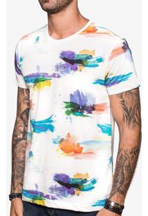 Camiseta Aquarela 103604