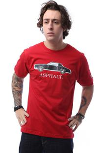 Camiseta Asphalt All Black Masculina - Masculino