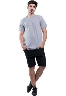 Bermuda Jeans Eventual Middle Masculino - Masculino