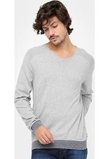 Suéter Timberland Hampton River V-Neck - Masculino