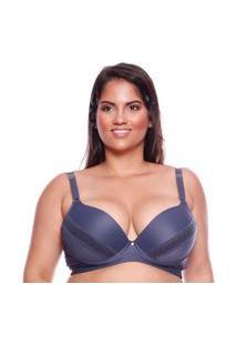 Sutia Plus Size Basica Base Colmeia Recortes Nayane Rodrigues