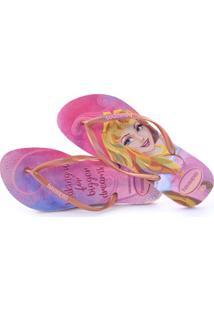 Chinelo Havaianas Slim Disney Princess
