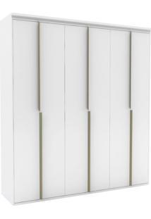 Guarda-Roupa Casal Sonhare L 6 Pt Branco
