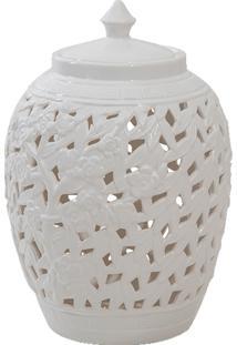 Vaso De Porcelana Marais