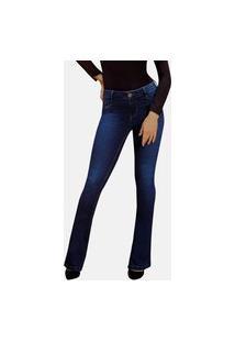 Calça Jeans Riccieri Bootcut Azul